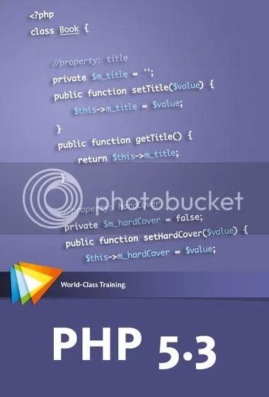 Video2Brain - PHP 5.3 Advanced Web Application Programming