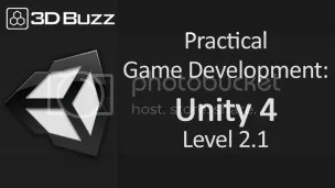 3DBuzz - Practical Game Development in Unity 4: Level 2.1