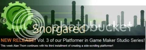 3DMotive - Side-Scrolling Platformer in Game Maker Studio Vol 3 Training