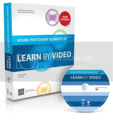 Adobe Photoshop Elements 10 Learn by Video