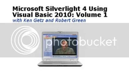 AppDev - Silverlight 4 Using Visual Basic 2010