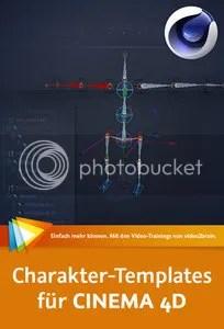 Charakter-Templates für CINEMA 4D Das Charakter-Objekt mit eigenen Rigs nutzen