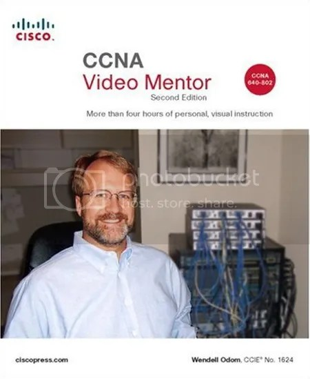 Cisco Press - CCNA Video Mentor , 2nd Edition