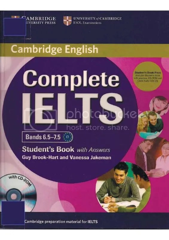 Complete IELTS Bands 6.5-7.5 Training
