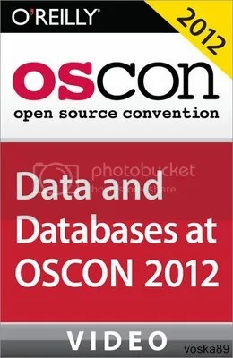 Data and Databases at OSCON 2012