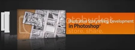 Digital Tutors - Illustrative Storytelling Development in Photoshop