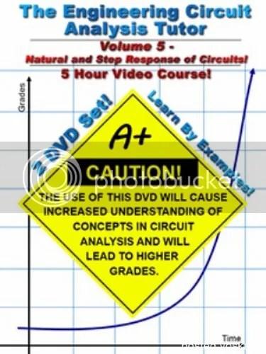 Engineering Circuit Analysis Vol. 5 Training
