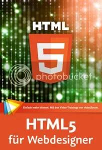 HTML5 für Webdesigner
