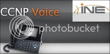 INE - CCNP Voice 642-437 CVOICE v8
