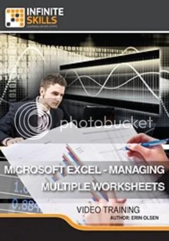InfiniteSkills - Microsoft Excel - Managing Multiple Worksheets Training Video