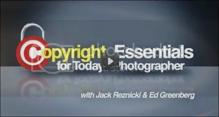Kelby Training - Copyright Essentials for Today Photographer