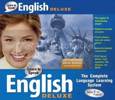 Learn to Speak English Deluxe 10 Interactive Tutorial