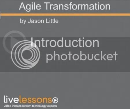 LiveLessons - Agile Transformation