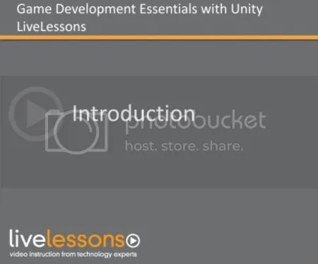 LiveLessons - Game Development Essentials with Unity 4