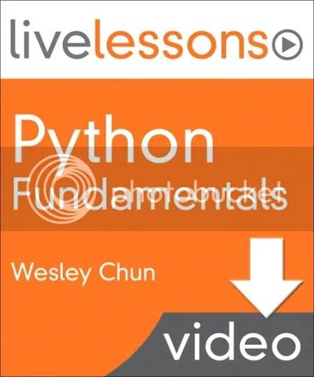 LiveLessons - Python Fundamentals