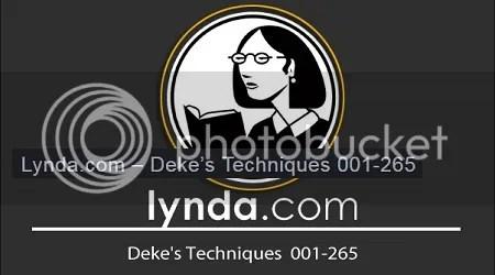 Lynda - Deke's Techniques 2013