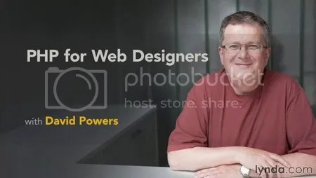 Lynda - PHP for Web Designers with David Powers