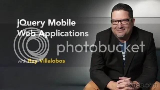 Lynda - jQuery Mobile Web Applications