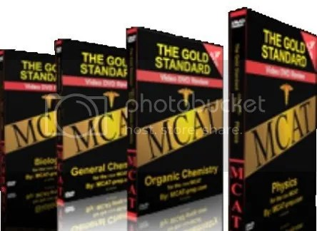 MCAT Full Collection: Biology, Chemistry (General & Organic), Physics