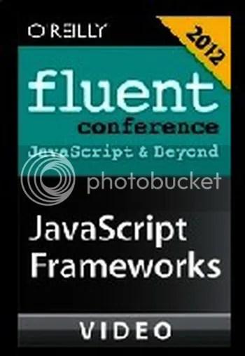 Oreilly - JavaScript Frameworks