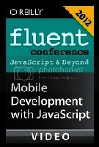 Oreilly – Mobile Development with JavaScript