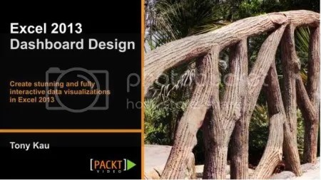 Packtpub - Excel 2013 Dashboard Design