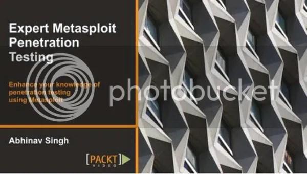 Packtpub - Expert Metasploit Penetration Testing