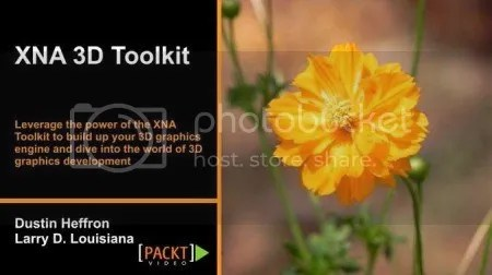 Packtpub - XNA 3D Toolkit
