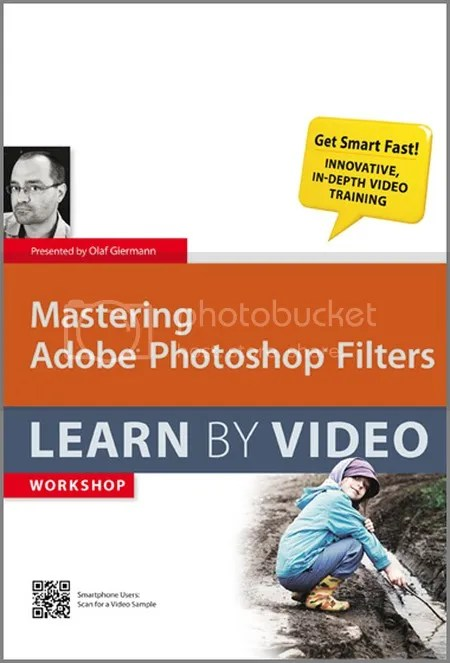 Peachpit Press - Mastering Adobe Photoshop Filters: Learn by Video