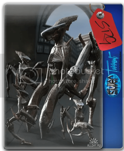 The Gnomon Workshop - 3D Creature Development Master Class - Disc 3 - Digital Sculpting