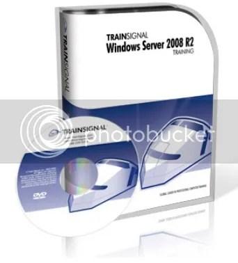 Trainsignal - Windows Server 2008 R2 Packed DVD