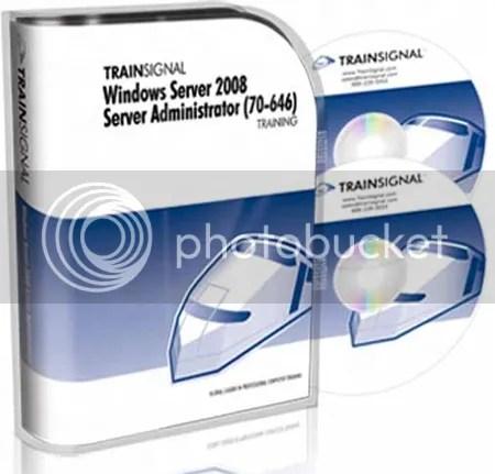 Trainsignal - Windows Server 2008 Server Administrator NON R2 (70-646)