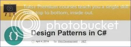 Tuts+ Premium - Design Patterns in C#