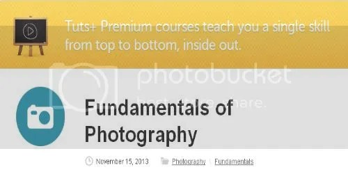 Tuts+ Premium - Fundamentals of Photography Training With Dave Bode
