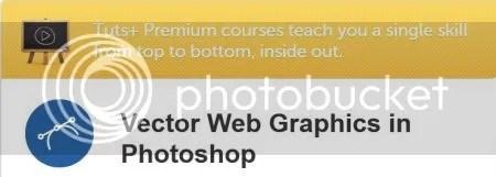 Tuts+ Premium - Vector Web Graphics in Photoshop