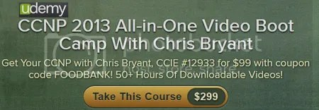 Udemy - CCNP 2013 All-in-One Video Boot Camp With Chris Bryant