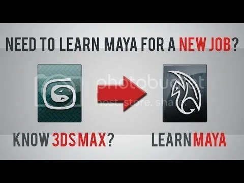 Udemy - Learning Maya after knowing 3ds Max: Modeling
