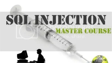 Udemy - SQL Injection Master Course