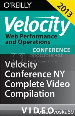 Velocity Conference New York 2013: Complete Video Compilation