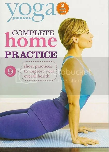 Yoga Journal: Complete Home Practice