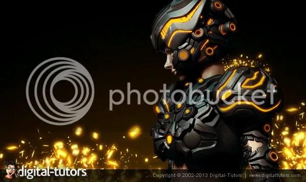 Digital Tutors - Artistic Character Modeling in 3ds Max