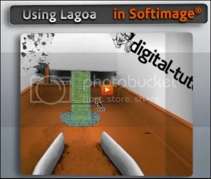 Digital Tutors - Using Lagoa in Softimage Subscription Advantage Pack
