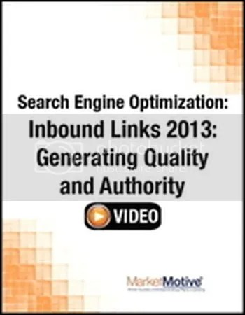FT Press - Search Engine Optimization: Inbound Links 2013: Generating Quality and Authority