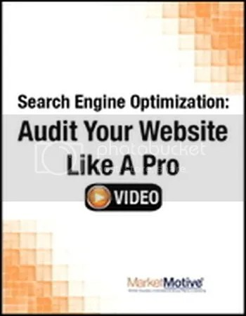 FT Press - Search Engine Optimization: Audit Your Website Like a Pro