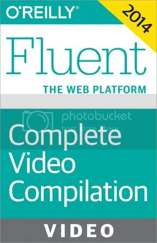 Fluent Conference 2014 Complete Video Compilation - JavaScript, CSS, HTML5 and Beyond – Part 1