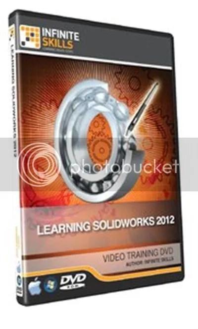 Infiniteskills - Learning SolidWorks 2012 + Working Files