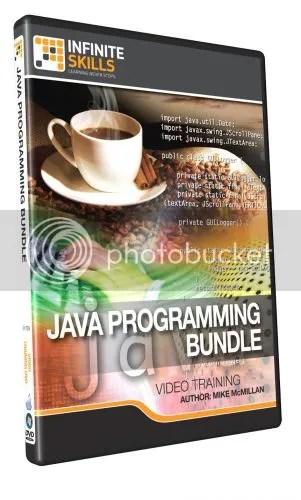 Infiniteskills - Java Programming Bundle Training Video
