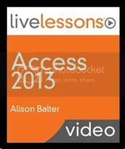 LiveLessons - Access 2013