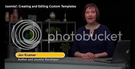 Lynda - Joomla!: Creating and Editing Custom Templates with Jen Kramer