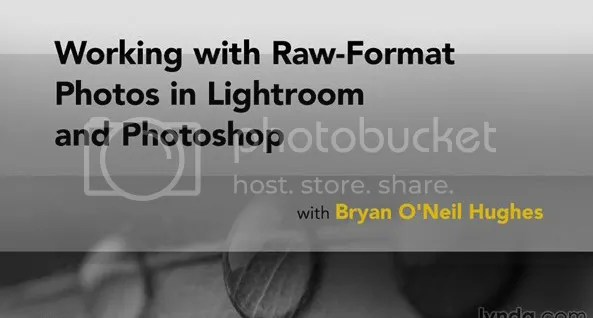 Lynda - Working with Raw-Format Photos in Lightroom and Photoshop